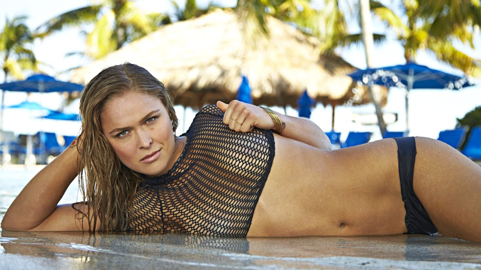 Paparazzi Hot Ronda Rousey naked photo 2017